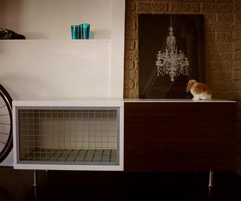 DIY Bunny Cage