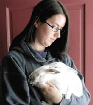 Mandy Doyle - CottonTail Rabbit Rescue