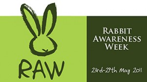 Rabbit Awareness Week logo