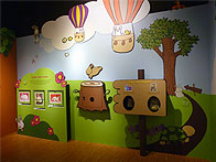 Bunny Wonderland at the Singapore Philatelic Museum