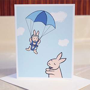 New Baby Boy / Baby Shower Card
