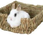 Woven Grass Pet Bed